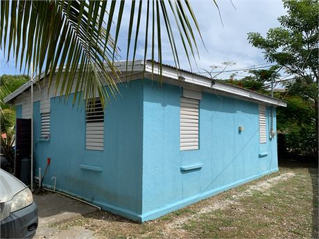 Starter Home in Belize City